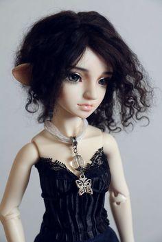 https://flic.kr/p/KH9Ztp | My little princess Mouse. Resinsoul Rong
