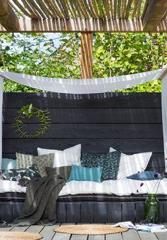 Inspiration • 12 DIY pour décorer votre balcon, terrasse ou jardin
