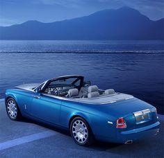 Rolls-Royce Phantom Drophead Coupé Waterspeed Collection.