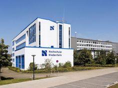 Hochschule Niederrhein in Mönchengladbach, Nordrhein-Westfalen