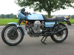 More than just wine: My tenth bike was a Moto Guzzi Le Mans 1