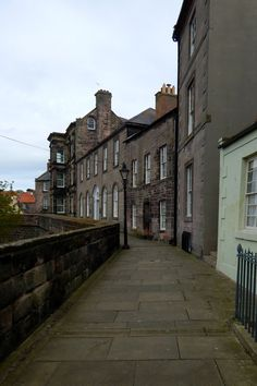 Berwick-upon-Tweed, the northernmost town in England