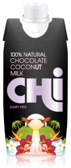 Chocolate Coconut Milk 100% Dairy Free
