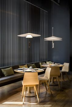 Download the catalogue and request prices of Flamingo   pendant lamp with dimmer by Vibia, led pendant lamp with dimmer design Antoni Arola, Flamingo collection