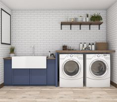 100's of Laundry Room Ideas (Photos)Table of Contents for the Book Ultimate Guide to Building Decks