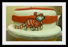 Wheres Wally Cake 9th cake