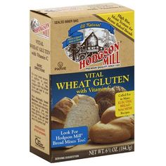 Free 2-day shipping on qualified orders over $35. Buy Hodgson Mill Vital Wheat Gluten, 6.5 oz, (Pack of 8) at Walmart.com