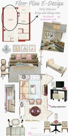 Incredible Tiffany Leigh Interior Design: Floor Plan E Design: Girly  Glamour The Post Tiffany Leigh Interior Design: Floor Plan E Design: Girly  Glamouru2026 ...