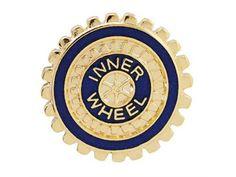 Inner Wheel Pin, 14 mm. Jydsk Emblem Fabrik A/S   www.jef.dk