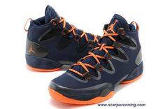 siti scarpe Uomo Dark Blu Arancione Air Jordan XX8 SE scarpe firmate on line 8d2f82fb3