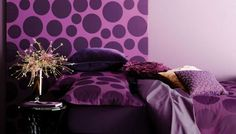 7 New Ways to put color in the bedroom! (Photos) | The re-el Secret www.there-elsecret.com
