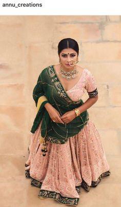 Wedding Lehenga Designs, Designer Bridal Lehenga, Indian Designer Outfits, Indian Outfits, Lehnga Dress, Lengha Choli, Lehenga Blouse, Rajasthani Dress, Choli Designs