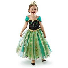 Frozen Costume by GladdyCouture on Etsy, $49.99