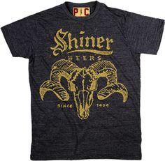 Shiner Beers Ram T-Shirt