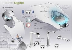 GROHE F Digital: Maximise your experience and transform your bathroom into a home spa.