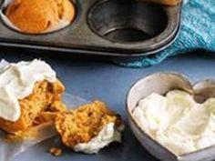 Carrot Cupcakes with Lemon Cream Cheese Icing - Yahoo!7 TV