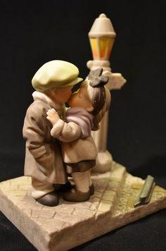 """Porcelain Figurine / """"We've Only Just Begun"""" Kim Anderson Figurine Ltd Edt"""