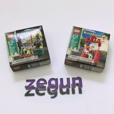 7953 7955 sets LEGO Kingdoms Wizard and Jester