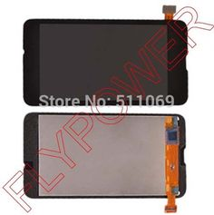 For Nokia Lumia 530 N530 LCD Screen Display with Touch Digitizer Assembly by free shipping; 100% new