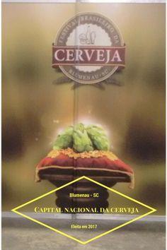 Em 2017 Blumenau foi alçada a Capital Nacional da Cerveja, confirmando o que todos já sabiam! Que a cidade traz no DNA a tradição da cerveja artesanal. Cheers!!