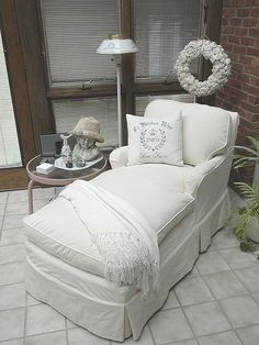 Hometalk | Slipcover Lesson From a Master