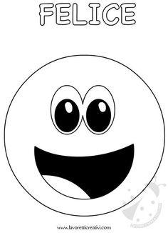 emozioni felice - #Actividadesparaniños #Crianzadeloshijos #Educacióndeniños #Educacionemocional #Educacioninfantil #Niñosypadres #Psicologiainfantil