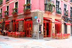 kapikua – Bar de pintxos y restaurante en Bilbao.