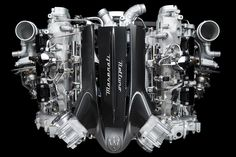 Maserati releases engine details for its upcoming MC20 supercar