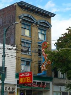 #vancouver #eastvancouver #hastings #hastingsstreet #hotel #hotelsign #sign #signs #woodbinehotel #astoria #astoriahotel #balmoral #ovaltine #ovaltinecafe #photography #city #vancouver #bc #britishcolumbia #canada #downtowneastside #dtes #gastown #architecture #retro #vintage #buildings Vancouver Photography, Ovaltine, Astoria Hotel, British Columbia, Retro Vintage, Buildings, Canada, Explore, Signs