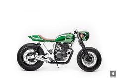 Custom of the Week: 'Mash Cafescram' by Wrench Kings – Motofire