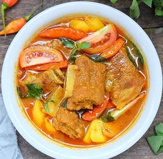 10 RESEP MASAKAN SEHARI-HARI YANG LEZAT, SPESIAL DAN PRAKTIS - RESEP MANTAN Cooking Tips, Cooking Recipes, Indonesian Cuisine, Asian Recipes, Ethnic Recipes, Catering Menu, Diy Food, Food And Drink, Yummy Food