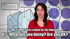 Deadpan Queen Alice Wetterlund's Best 'Girl Code' Moments, As Memes!