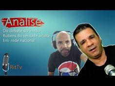 Irmão Rubens Ao Vivo na TV Rit | Análise parte 1 4914
