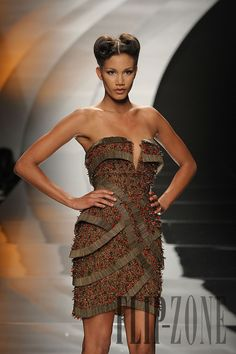 Abed Mahfouz Fall-Winter 2010-2011 Haute Couture