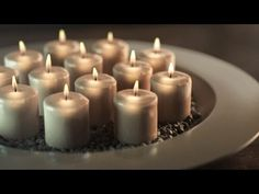 Rendering Candles In 3DsMax Using IRAY - YouTube