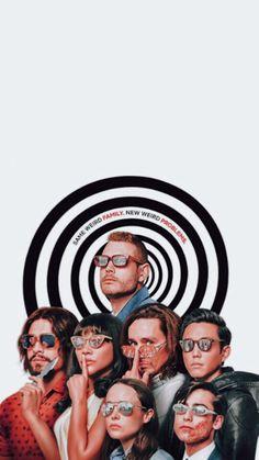 Funny Umbrella, Best Umbrella, Umbrella Art, Under My Umbrella, Series Movies, Tv Series, Poster Series, Tom Hopper, Robert Sheehan