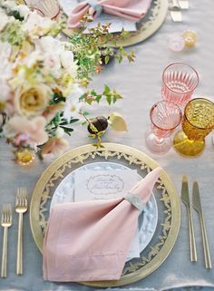 Elegant Place-setting