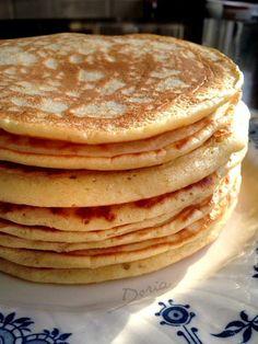 Pancakes comme aux USA @La cuisine de Doria