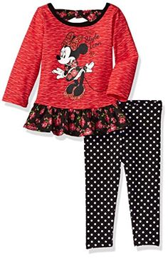 Disney Girls' 2-Piece Minnie Space Dye Legging Set, Red, ... https://www.amazon.com/dp/B06WWDMMMC/ref=cm_sw_r_pi_dp_x_JXtfAb0ZK4S1M