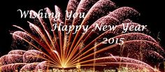 """... wish you a happy new year 2015"""". All images are optimized for happy"""