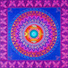 DanceOfTheButterfly Mandala