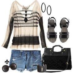 LOLO Moda: Summer 2013 - Women's Outfits by NeuroKidA