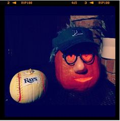 Contest ends on Friday so make sure to keep sending in your submissions with the hash tag #RaysOWeen to Instagram.