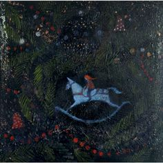 Catherine Hyde: 'Tolly's Rocking Horse' (The Children of Green Knowe)'