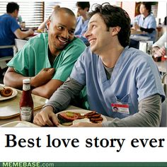 SCRUBS....love it!