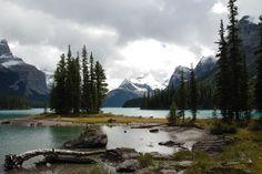 Spirit Island, Maligne Lake, Jasper National Park ~ DONE
