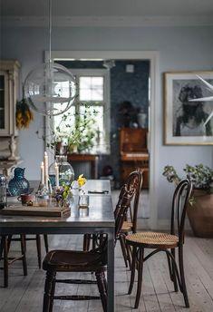 14 Boho-Scandinavian Design and Decor Ideas Bohemian Design, Bohemian Decor, Boho, Helsingborg, Scandinavian Interior Design, Amazing Spaces, Living Room Interior, Interior Design Inspiration, Interior Styling