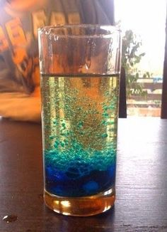 Xlargeaile: Süper bir deney - lava lambası Lava, Pint Glass, Activities For Kids, Arts And Crafts, Science, Tableware, Montessori, Preschool, Education