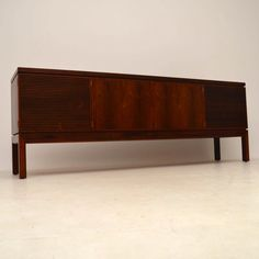 rosewood retro sideboard by robert heritage for archie shine vintage us Black Sideboard, Sideboard Table, Small Sideboard, Mid Century Sideboard, Vintage Sideboard, Sideboard Furniture, Indian Furniture, Solid Wood Furniture, Archie