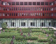 Gallery of EDF Campus / ecdm - 9
